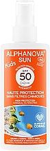 Fragrances, Perfumes, Cosmetics Kids Sunscreen Spray - Alphanova Sun Kids SPF 50+