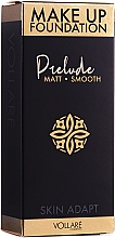Fragrances, Perfumes, Cosmetics Foundation - Vollare Prelude Smoothing & Mattifying Make Up Foundation