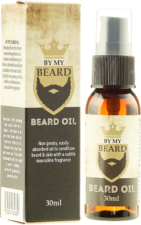 Beard Oil - By My Beard Beard Care Oil