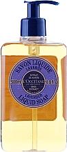 """Fragrances, Perfumes, Cosmetics Liquid Soap """"Lavender"""" - L'Occitane Lavande Liquid Soap"""