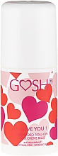 Fragrances, Perfumes, Cosmetics Roll-On Antiperspirant - Gosh I Love You Deo Roll-On