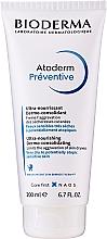 Fragrances, Perfumes, Cosmetics Dermo-Consolidating Nourishing Cream - Bioderma Atoderm Preventive Nourishing Cream Dermo-Consolidating