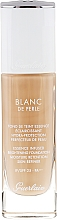 Fragrances, Perfumes, Cosmetics Foundation - Guerlain Blanc De Perle Essence Infused Brightening Foundation SPF 25