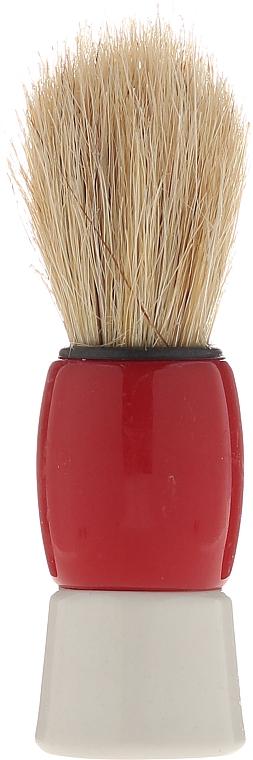 Shaving Brush, 9573, red - Donegal