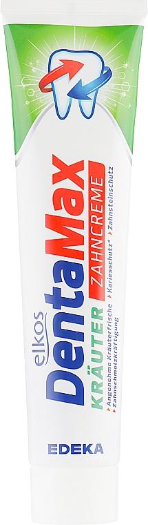 Herbal Toothpaste - Elkos Dental Denta Max
