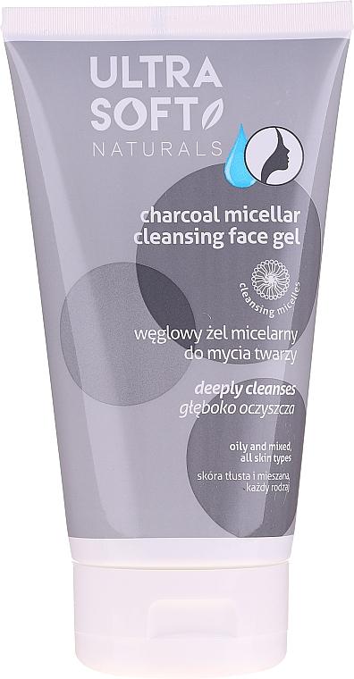 Carbon Micellar Cleansing Gel - Tolpa Ultra Soft Micellar Face Gel