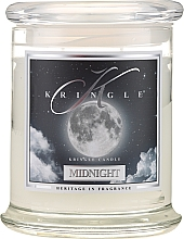 Fragrances, Perfumes, Cosmetics Scented Candle in Jar - Kringle Candle Midnight