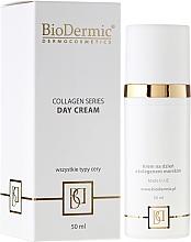 Fragrances, Perfumes, Cosmetics Day Face Cream - BioDermic Collagen Day Cream