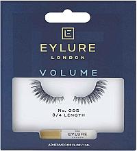 Fragrances, Perfumes, Cosmetics Flase Lashes №005 - Eylure Pre-Glued Accents Lash