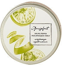 Fragrances, Perfumes, Cosmetics Grapefruit Body Foam - The Secret Soap