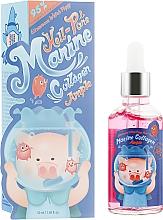 Fragrances, Perfumes, Cosmetics Marine Collagen Face Serum - Elizavecca Hell Pore Marine Collagen Ample 95%