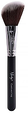 Fragrances, Perfumes, Cosmetics Contour Brush MC-C-02 - Nanshy Contouring Brush Onyx Black