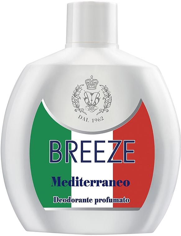 Breeze Squeeze Deodorant Mediterraneo - Deodorant