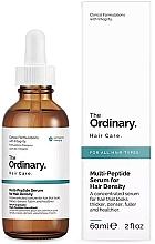 Fragrances, Perfumes, Cosmetics Multi Peptide Hair Density Serum - The Ordinary Multi Peptide Serum For Hair Density