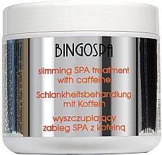 Fragrances, Perfumes, Cosmetics Slimming Gel with Caffeine - BingoSpa