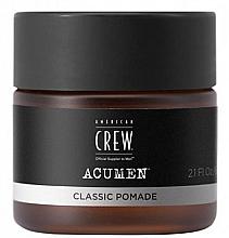 Fragrances, Perfumes, Cosmetics Classic Hair Pomade - American Crew Acumen Classic Pomade