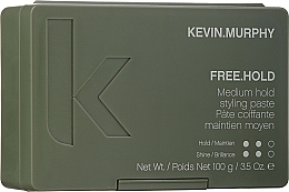 Fragrances, Perfumes, Cosmetics Medium Hold Styling Cream Paste - Kevin.Murphy Free.Hold