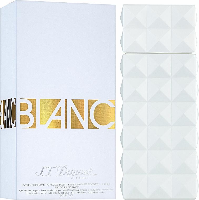 Dupont Blanc pour Femme - Eau de Parfum — photo N2