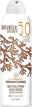 Fragrances, Perfumes, Cosmetics Sunscreen Spray - Australian Gold Botanical Premium Coverage Natural Spray Spf50