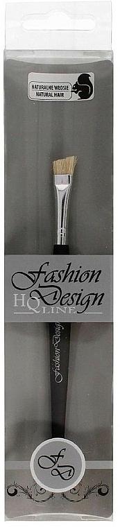 "Eye and Brow Brush ""Fashion Design"" 36309, natural fiber - Top Choice"
