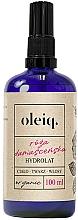 Fragrances, Perfumes, Cosmetics Face, Body and Hair Damask Rose Hydrolat - Oleiq Damask Rose Hydrolat