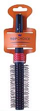 Hair Brush, black-red, 2083 - Top Choice — photo N1