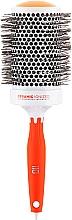Fragrances, Perfumes, Cosmetics Ceramic Round Hair Brush - Ilu Brush Styling Large Round 65mm