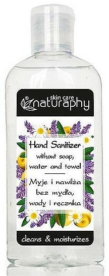 Alcohol-based Hand Sanitizer - Bluxcosmetics