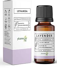Fragrances, Perfumes, Cosmetics Lavender Essential Oil - Pharma Oil Lavender Essential Oil