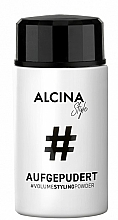 Fragrances, Perfumes, Cosmetics Hair Powder - Alcina Style Aufgepudert