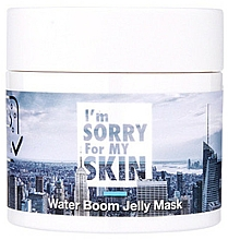 Fragrances, Perfumes, Cosmetics Night Jelly Mask - Ultru I'm Sorry For My Skin Water Boom Jelly Mask