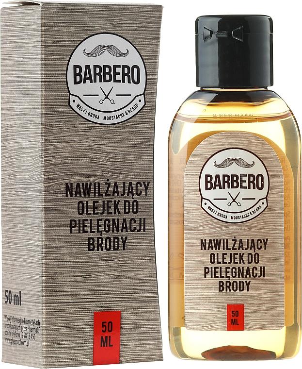 Moisturizing Beard Oil - Barbero Beard Care Moisturizing Oil