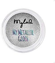 Fragrances, Perfumes, Cosmetics Nail Powder - MylaQ My Matellic Gloss