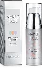 Fragrances, Perfumes, Cosmetics Balancing Primer - Holika Holika Naked Face Balancing Primer