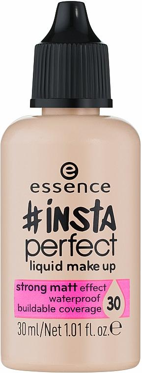 Foundation - Essence Insta Perfect Liquid Make Up