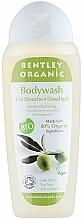 Fragrances, Perfumes, Cosmetics Deep Cleansing Shower Gel - Bentley Organic Body Care Deep Cleansing Bodywash