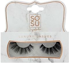 "Fragrances, Perfumes, Cosmetics False Lashes ""Vogue"" - Sosu by SJ Luxury Lashes"