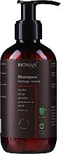 Anti-Aging Shampoo - BioMAN Aaron Anti-Age Shampoo — photo N1