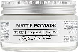Fragrances, Perfumes, Cosmetics Matte Hair Wax - FarmaVita Amaro Matte Pomade