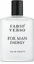 Fragrances, Perfumes, Cosmetics Bi-Es Fabio Verso For Man Energy - Eau de Toilette