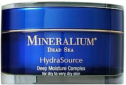 Fragrances, Perfumes, Cosmetics Deep Moisturizing Eye Cream - Mineralium Hydra Source Deep Moisture Complex
