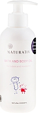 Fragrances, Perfumes, Cosmetics Body & Bath Oil - Naturativ Bath and Body Oil for Infants and Baby