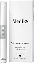 Fragrances, Perfumes, Cosmetics Lash & Brow Enhancing Serum - Medik8 Full Lash & Brow Duo Serum