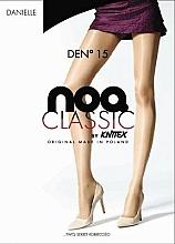 "Fragrances, Perfumes, Cosmetics Women Tights ""Danielle"", 15 Den, nero - Knittex"