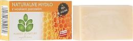 """Fragrances, Perfumes, Cosmetics Natural Soap """"Beeswax"""" - Powrot do Natury Natural Soap Beeswax"""