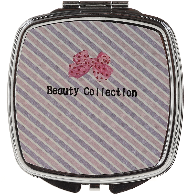 Square Mirror 85635, oblique strip - Top Choice Beauty Collection Mirror
