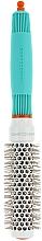 Fragrances, Perfumes, Cosmetics Ceramic Round Hair Brush, 25 mm - Moroccanoil
