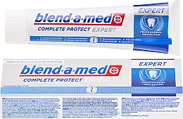 Fragrances, Perfumes, Cosmetics Toothpaste - Blend-a-med Complete Protect Expert Professional Protection Toothpaste