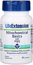 Fragrances, Perfumes, Cosmetics Mitochondrial Basics with PQQ Dietary Supplement - Life Extension Mitochondrial Basics