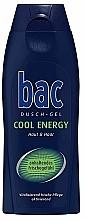 Fragrances, Perfumes, Cosmetics Shower Gel - Bac Men Cool Energy
